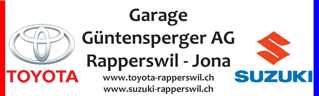 Garage Güntensperger AG Rapperswil